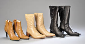 Otte par støvler str. 39, 40 og 41 8