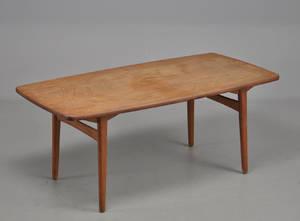 Dansk møbelproducent Spisebord af teak, 19501960