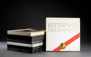 Beethovens komplette symfonier 1-9