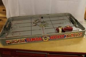 Ishockeyspel, komplett 1950-tal