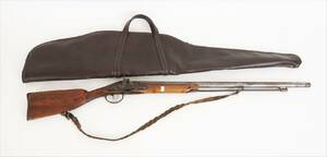 Slaglåsgevär, 1800-tal