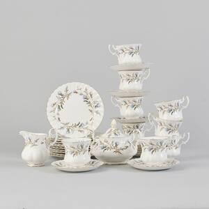 Kaffeservis, Royal Albert