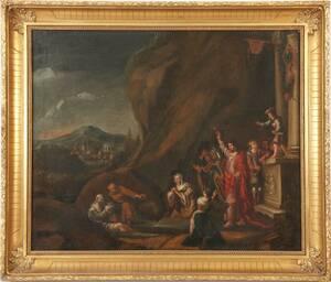 Jacob Jacobsz De Wet, hans efterföljare, 1600-tal
