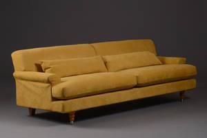 Erik Jørgensen, Tre-personers sofa, model EJ 475 Cicero