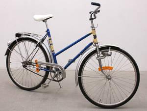 Cykel, dam