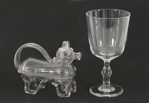Glas 2 delar