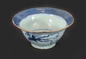 Djup skål, Kina, sannolikt Ming