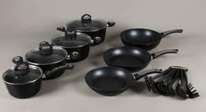 Keops køkkensæt - Gryder, pander og køkkenredskaber 17