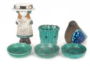 Keramik 7 delar
