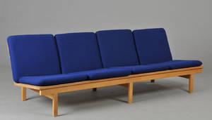 Børge Mogensen. Sofabænk model 219