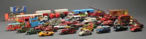 Tekno, Corgi, LesneyMatchbox, russiske modelbiler, samling af modelbiler 47