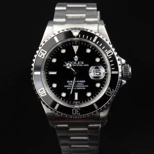 Rolex Oyster Perpetual Date Submariner. Herrearmbåndsur