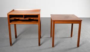 Två bord. Morten Olsen  Søn 2