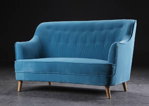 To-personers sofa