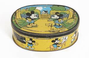 Kakburk, Saetre Kjeks, Walt Disney, 1900-talets första hälft
