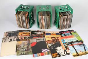 LP samling ca.  200 stk