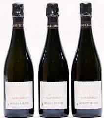 6 bts. Champagne Grand Cru, Blanc de Blancs Substance, Jacques Selosse Oc.