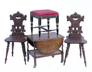 Möbler 4 delar