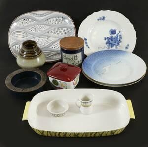 Parti porslin och keramik