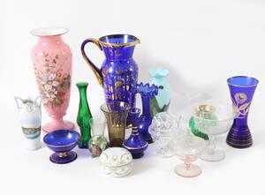 Glas och porslin 17 delar