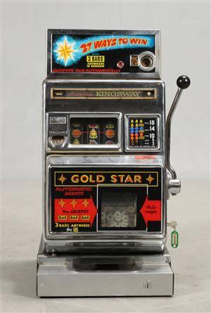 Enarmet tyveknægt fra Aristocrat model Gold Star.