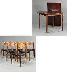Sökresultat för Spisebord Rio palisander med stole