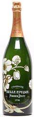 1 bt. Dmg. Champagne Belle Epoque, Perrier-Jouët 1998 A-AB bn.