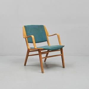 Karmstol, design Peter Hvidt  Orla Mölgaard Nielsen