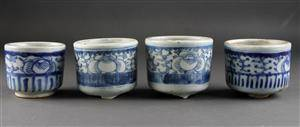 Kinesiske skåle 4