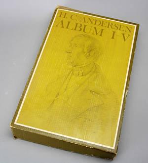 H.C. Andersen. Mit livs eventyr, Album I-V