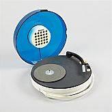 Resegrammofon Philips
