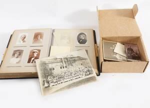 Parti fotografier, tidigt 1900-tal