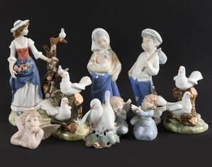 Figuriner 9st