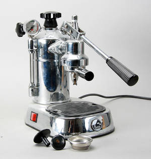La Pavoni, espressomaskine