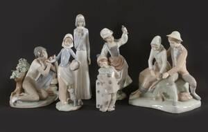 Figuriner 6st, Spanien