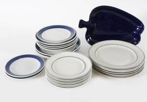 Keramik 25 delar