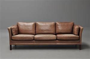 Mogens Hansen trepersoners sofa