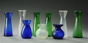 Holmegaard samling hyacintglas 9