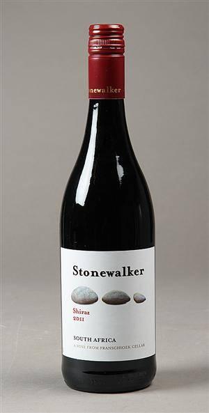 30 fl. Stonewalker Shiraz, 2011 30, 5 kasser