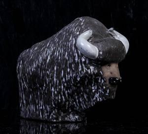 Göran Andersson, Upsala-Ekeby, figurin bisonoxe