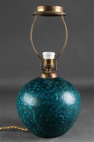 bordlampe keramik Slutpris för Kähler Bordlampe, keramik bordlampe keramik