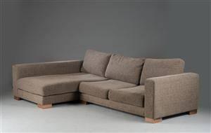 Raun furniture. Lounge sofa. 2 moduler.