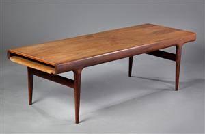 Johannes Andersen. Sofabord, palisander.