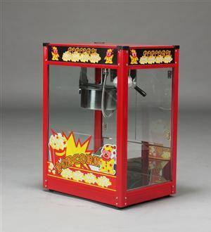 Popcornmaskine - Bordmodel