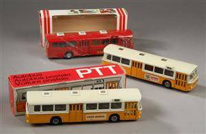 Tekno, samling busser 3