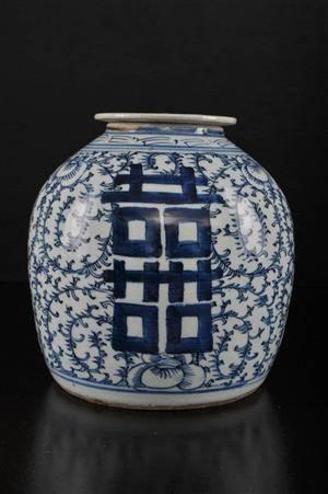 Bojan, Kina, 1800-tal