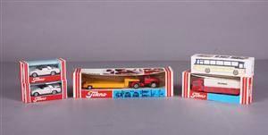 Tekno. Biler og lastbil i original emballage 5