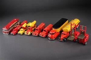 Samling Tekno modelbiler 10