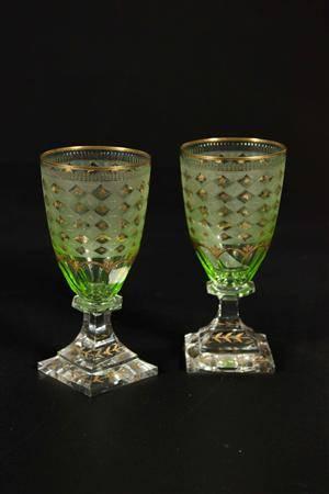 Vitvinsglas, modell Odelberg, Kosta 2