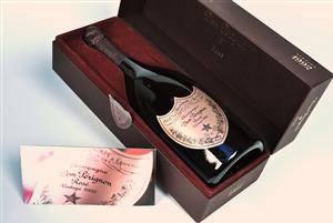 1 magnum Dom Perignon rosé, Möet  Chandon, Vintage 1992